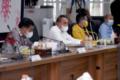 Rapat Persiapan Pilkada Serentak di Sumut, Gubernur Yakinkan DPR Soal Kondusifitas Rakyat