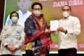 Mendes PDTT Sosialisasikan Permendes 13/2020