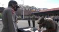 Kapolres Tebingtinggi Pimpin Sertijab Kabag Ren dan Kasat Binmas