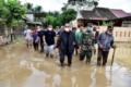Gubernur Tinjau Banjir di Medan – Deli Serdang dan Siapkan Pegungsian